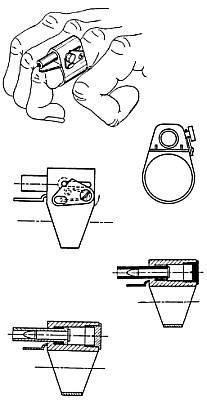 «Оружие личной самозащиты» — современный перстневой пистолет <strong>Роланд Ж. Уитинг