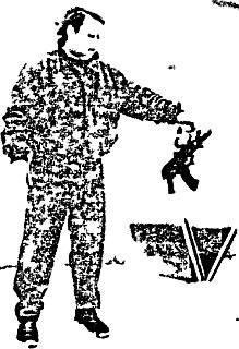 «Кейс-автомат» на основе <strong>АКС-74У