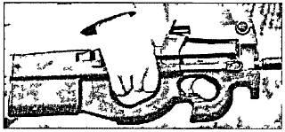 Автомат (<a href='https://arsenal-info.ru/b/book/643295886/4' target='_self'>пистолет-пулемет</a>) <strong>Р90