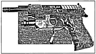 Автоматический пистолет<strong>MTE 224/224VOB