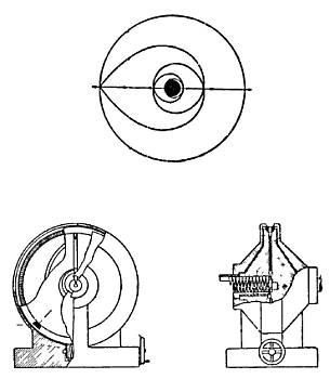 Конструкция с двумя дисками противовращения <strong>Я.А. Коробова