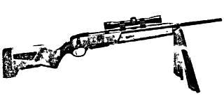 Универсальная магазинная винтовка <strong>«Штейр-Скаут»