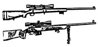 Снайперские винтовки <strong>«Паркер-Хэйл»