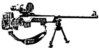 Снайперская винтовка <strong>«Паркер-Хэйл»