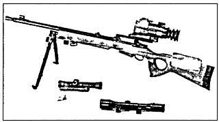 Снайперская винтовка <strong>«Беретта»