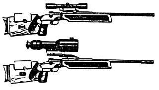 Снайперская винтовка <strong>SP66 «Маузер»