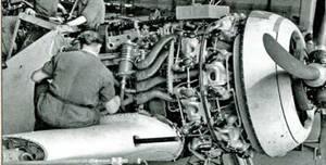 Мотор BMW 801