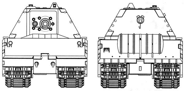 Сверхтяжелый танк «Маус»