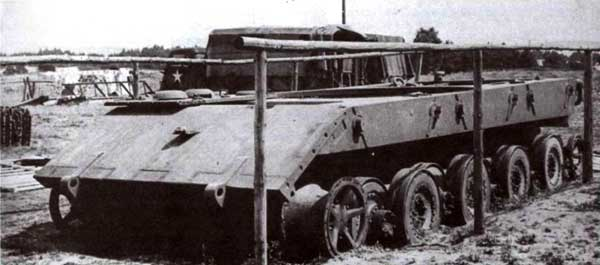 Сверхтяжелый танк Е-100