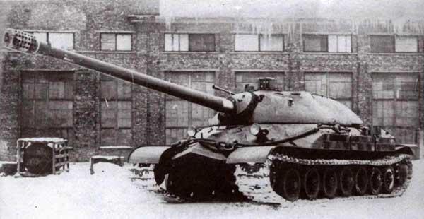 Наш ответ «Маусу» — советский тяжелый танк ИС-7. 1948 год
