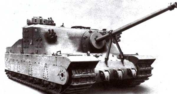 Штурмовой танк А39 Tortoise