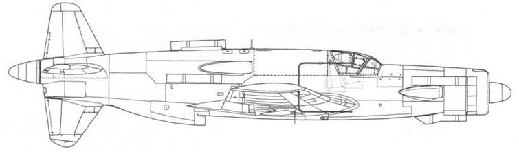 Do 435C-1, вид справа. Проект, реконструкия.