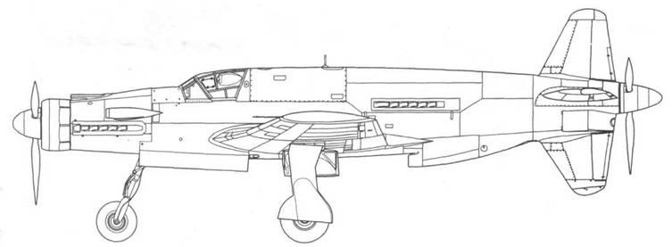 Do 335B-1, проект, реконструкция.