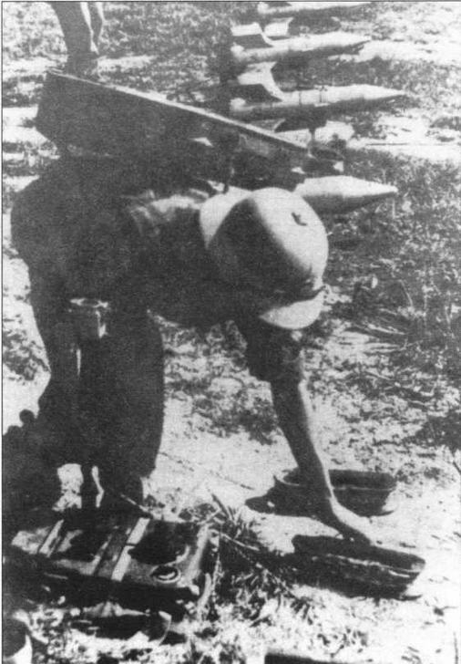 Против южновьетнамских танков части Вьетнамской народной армии активно использовали ПТУР «Малютка» советского производства