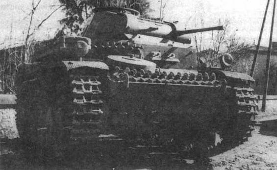 Легкий танк Pz.IIAusf.C. Восточный фронт, лето 1941 тола