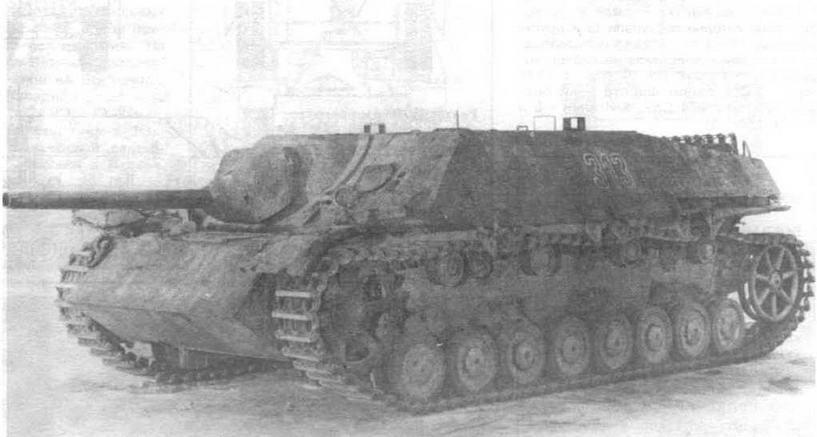 Для обеспечения большей скрытности при стрельбе со ствола орудия Рак 39 большинства Jagdpanzer IV свинчивали дульный тормоз