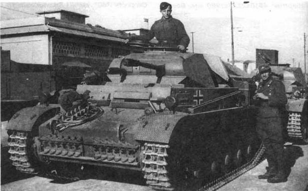 Легкий танк Pz.IIAusf.F. Северная Африка, 1941 год