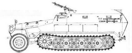 Sd.Kfz.251/1 Ausf.A