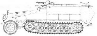 Sd.Kfz.251/7 Ausf.C