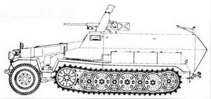 Sd.Kfz.251/10 Ausf.C