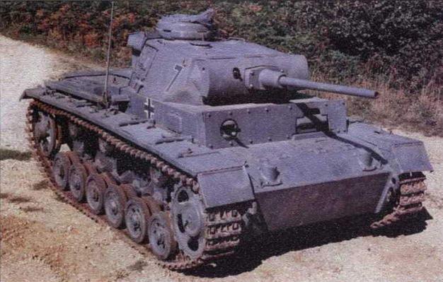 Средний танк Pz.III Ausf.L. Британский Королевский танковый музей в Бовингтоне (Великобритания)
