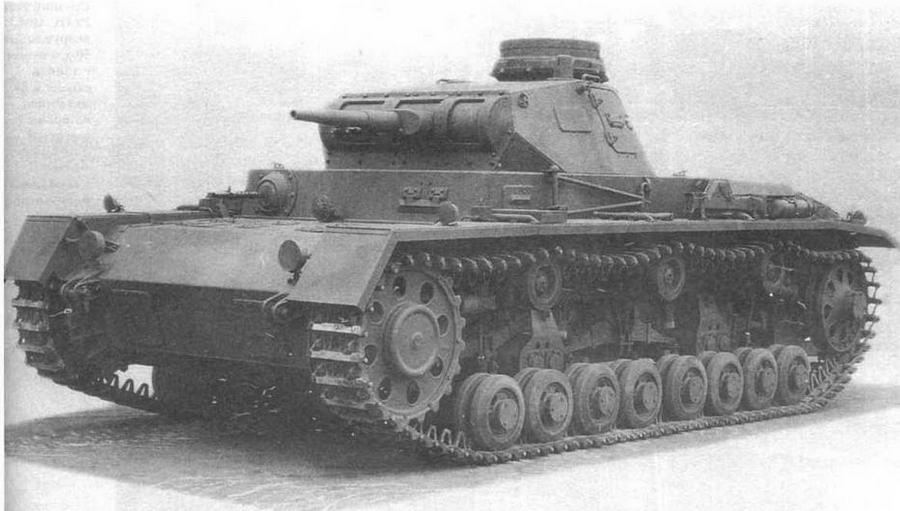 Средний танк Pz.III Ausf.D