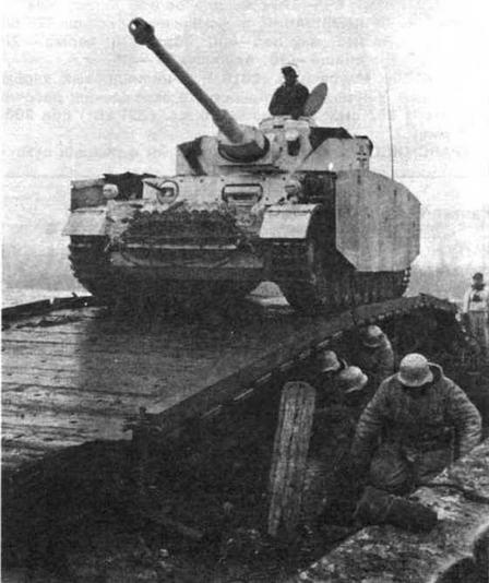 Средний танк Pz.IV Ausf.H