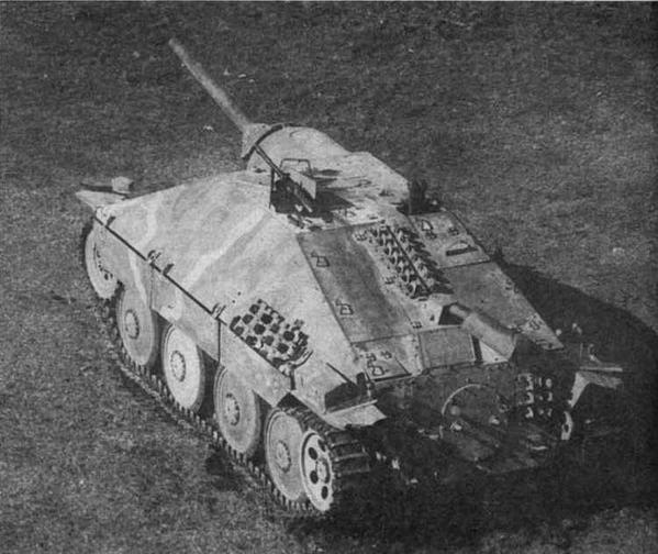 Panzerj?ger 38(1) Hetzer