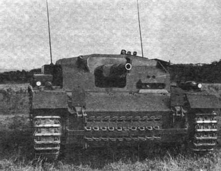 Штурмовое орудие StuG III Ausf.E