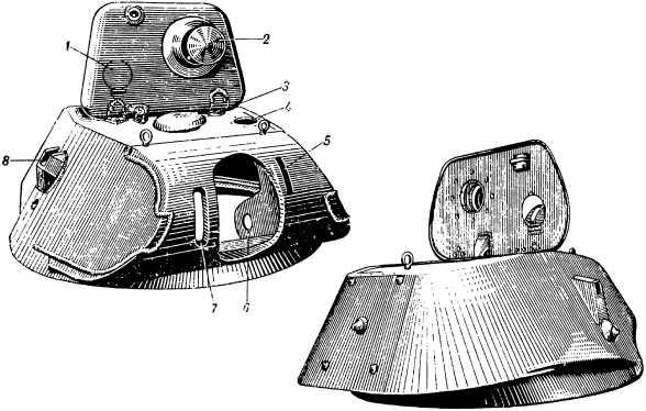 Общий вид сварной башни танка Т-34 выпуска 1940–1941 годов.
