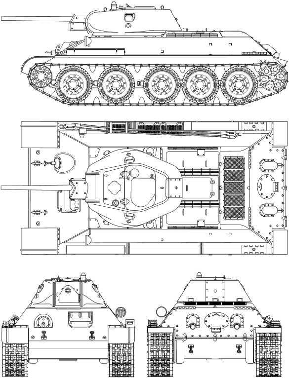 Т-34 выпуска 1942 года, завод №183.