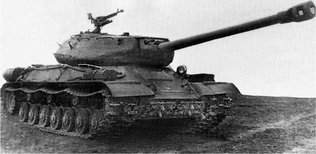 Тяжелый танк ИС-4.