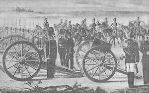 «СКОРОСТРЕЛЬНЫЕ ПУШКИ» ОБР. 1871 И 1873гг