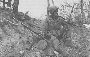 Ручной пулемет обр.1927г. ДП («Дегтярев, пехотный»)