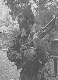 Ручной пулемет РПД
