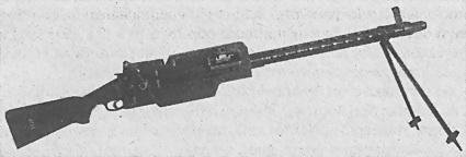 Ручной пулемет МТ