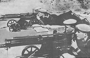 Малокалиберный пулемет Блюма