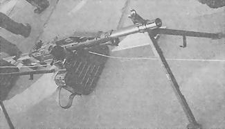 Пулемет Калашникова пехотный ПКП «Печенег»