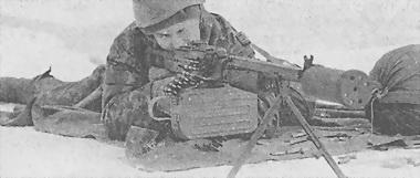 Опытный единый пулемет АЕК-999