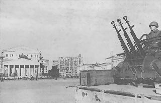 Крупнокалиберные пулеметы ДШК и ДШКМ