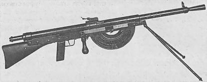 Ручной пулемет (ружье-пулемет) «Шоша»