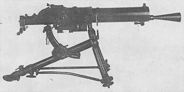 Станковый пулемет М/07 «Шварцлозе»