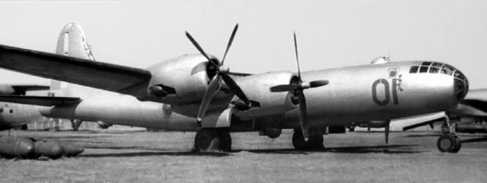 Ту-4 — экспонат Монинского музея ВВ