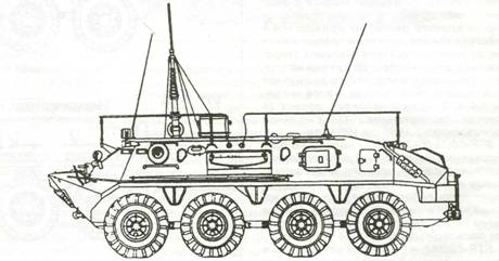 БТР-60 Р-145