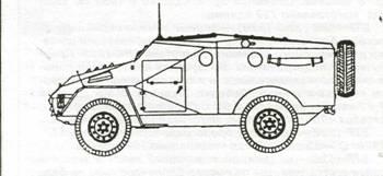 БТР-40Б