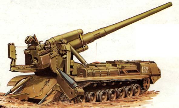 Самоходная пушка 2С7 «Пион». Артиллерийская бригада большой мощности, Забайкальский военный округ, 1992 год.