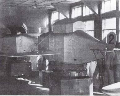 Симуляторы полета применялись в морской авиации Японии для проверки способностей курсанта перед тем, как перейти к его окончательному обучению.