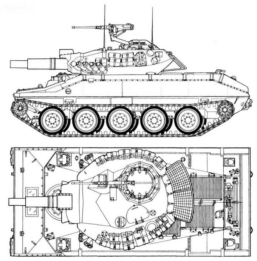 М551 Sheridan
