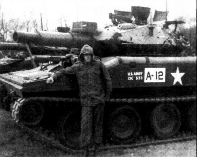 Одним из первых получил «шериданы» Учебный центр бронетанковых войск в Форт-Ноксе