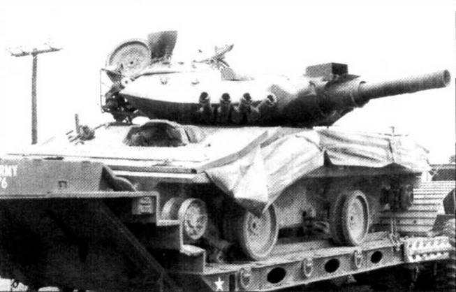«Шеридан» из состава 3-го эскадрона 4-го кавалерийского полка, привезенный на базу после подрыва на мине. Вьетнам, 1969 год